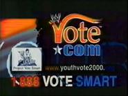 Vote dot com URA TVC 2000