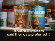 Whiskas Supermeat AS TVC 1981