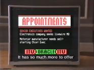 ITV Oracle AS TVC 1985