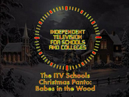 ITV schools clock red green