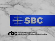 SBC NBCC slide 1991