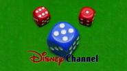 Disney Channel ID - Dice (remake)