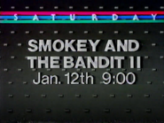 4TV promo - Smokey and the Bandit II