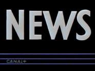 Canal Plus bumper - News - 1987