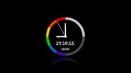 Centric current clock