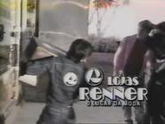 Lojas Renner PS TVC 1986