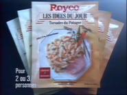 Royco RLN TVC 1988