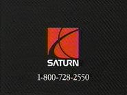Saturn TVC 1994