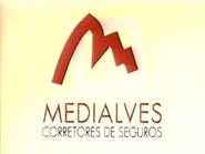 TN1 sponsorship billboard - Medialves - 1999