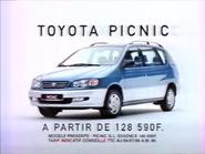 Toyota Picnic RL TVC 1998