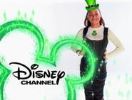 Disney Channel ID - Raven-Symoné (St. Patrick's Day, 2003)