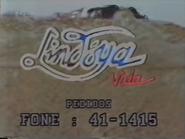 Lindoya TVC 1988