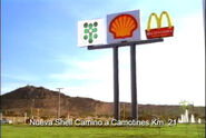 Comercial shell 1999