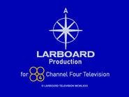 Larboard Channel 4 endcap 1980
