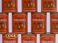 Pomarola PS TVC 1991