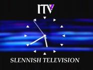 STV ITV clock 1993