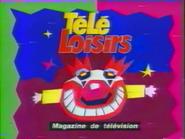 Canal Plus sponsor billboard - Tele Loisirs - 1995