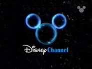 Disney Channel ID - Space Bubbles (1999)