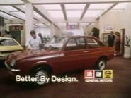 Vauxhall Opel AS TVC 1983