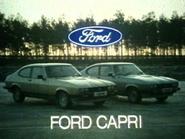 Ford Capri AS TVC 1978