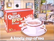 Lyons Quick Brew AS TVC 1985