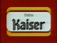 Sigma Kaiser sponsor tag 1991