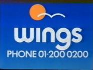 Wings AS TVC 1983