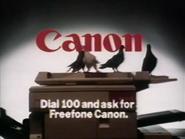 Canon Photocopiers AS TVC 1982