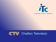 Challien ITC slide 1991