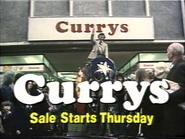 Currys AS TVC - Jumbo Sale - 1977