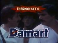 Damart TVC 1981