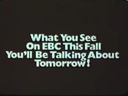 EBC slogan ID 1974