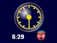 EBC clock - Coke - 1993