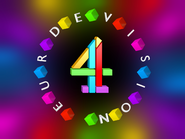 Eurdevision Channel 4 ID 1990