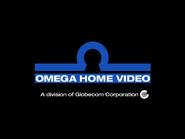 Omega Home Video 1981 ID - Laser Disc - byline