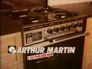 Arthur Martin Ovens TVC 1981
