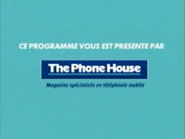 Canal Plus sponsor - The Phone House - 2003