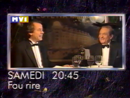 MV1 Fou Rire promo 1991