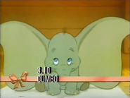 Centric promo - Dumbo - Christmas Day 1986