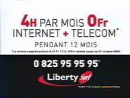 Liberty Surf RL TVC 2000