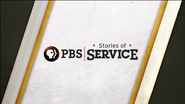 PBS system cue - Stories of Service - 2014