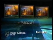 Comercial philips trendset 1991
