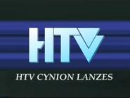 HTV Cynion Lanzes 1993 ITV ID Start