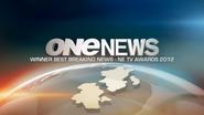 One News NE TV Awards 2012