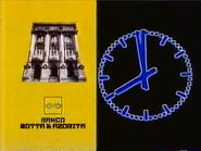 TN1 clock Motta 1995