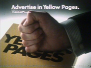 Yellow Pages AS TVC 1981