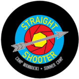 Straight Shooter Badge CW