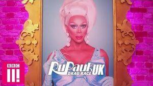 First Look At The Werk Room RuPaul's Drag Race UK