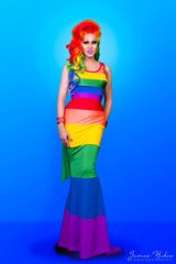 Charlie Hides, Rainbow