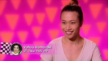 Yuhua Hamasaki confessional